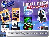 ALQUILER DE AUDIO Y LUCES PARA DJ EN PUNTA DEL ESTE- LA BARRA - MANANTIALES - JOSE IGNACIO
