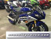 2016 Bicicleta de Yamaha YZF R6 para la venta