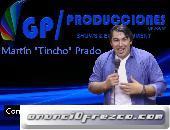 Martin Tincho Prado, Contratar a Martincho, Martin Tincho Prado Uruguay Contrataciones