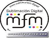 Sublimación Digital