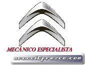MECANICO ESPECIALISTA EN CITROEN