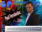 Paul Fernandez Contrataciones Uruguay, Contratar Paul Fernandez Animacionde Fiestas y Eventos