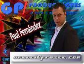Paul Fernandez Contrataciones Uruguay, Contratar Paul Fernandez Animacionde Fiestas y Eventos 2