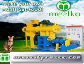 Extrucsora para pellets alimentacion para gatos MKED080B