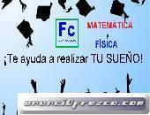 Clases Particulares Matematica y Fisica Academia FC Maldonado 099283562 4