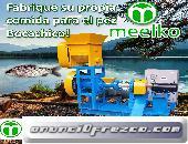 Extrusora para pellets flotantes para peces 30-40kg/h 6kW - MKED040C 2