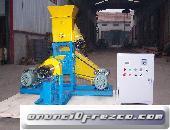 Extrusora para pellets flotantes para peces 30-40kg/h 6kW - MKED040C 3