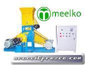 Extrusora para pellets flotantes para peces 30-40kg/h 6kW - MKED040C 4