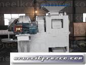 Prensa para hacer carbon en briquetas 4 Toneladas hora - MKBC04