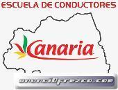 ESCUELA DE CONDUCTORES CANARIA