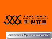 PEAK POWER Instalaciones Eléctricas