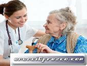 Cuidado de adultos mayores y niños 120 hs
