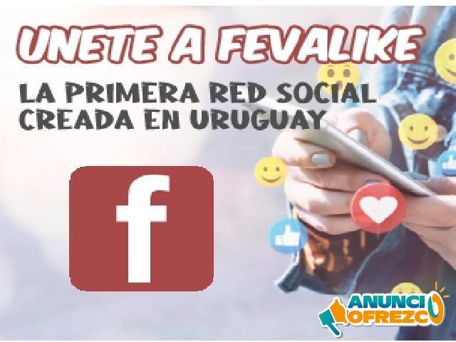 FEVALIKE LA PRIMERA RED SOCIAL URUGUAYA
