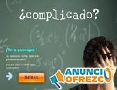 Matemáticas  online y/o presencial    4