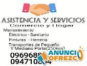 Asistencia y Servicios