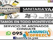 sanitaria 24 horas Montevideo Yaa 365 dias